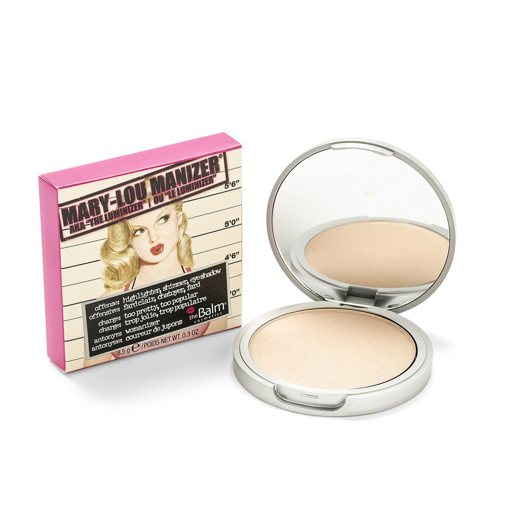 The Balm Mary Lou Manizer Highlighter Shadow & Shimmer