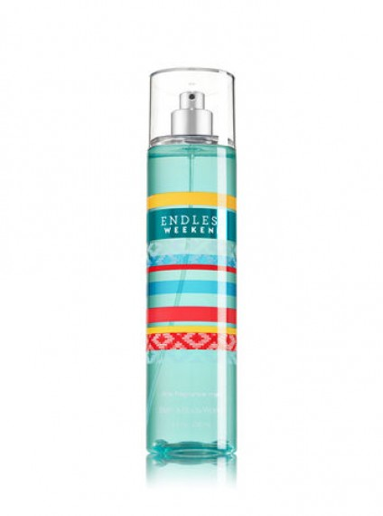 Bath and Body Endless Weekend Mist