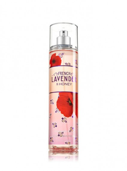 Bath and Body Works French Lavender Honey