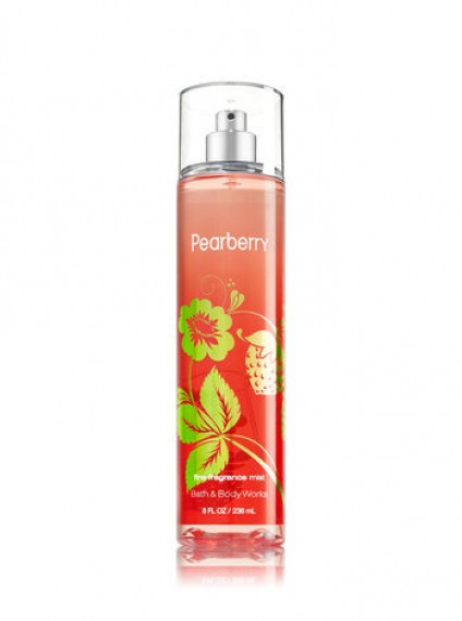 Bath and Body Works Pearberry Perfume
