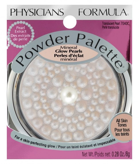 Physicians Formula Powder Palette Mineral Glow Pearls Translucent Pearl