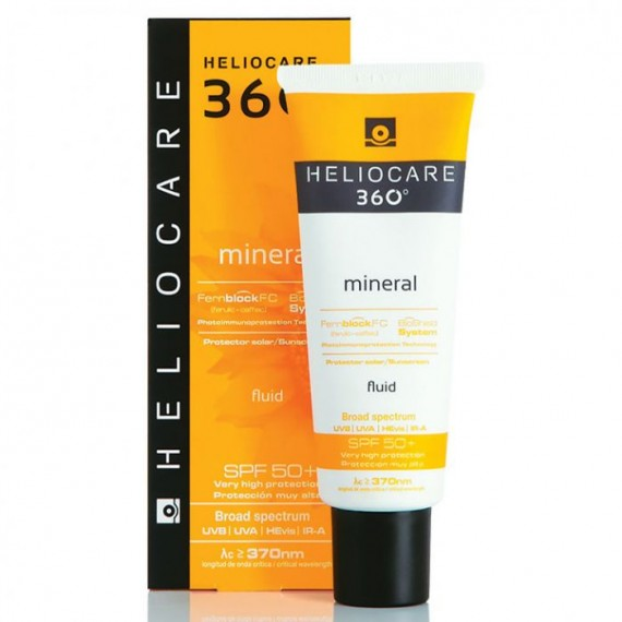 Heliocare 360 Mineral Fluid SPF 50 - 50 ML