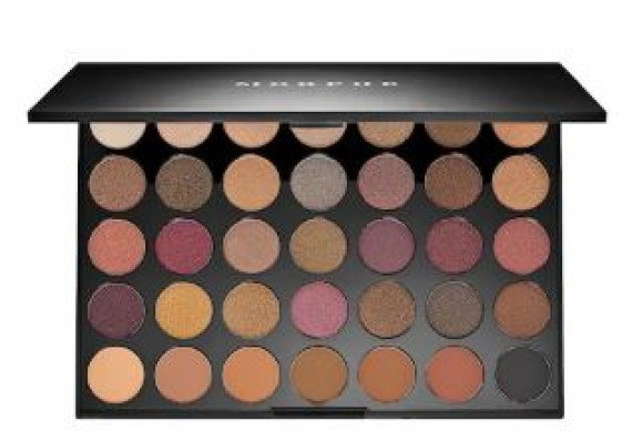 Morphe Fall Into Frost Artistry Palette 35F