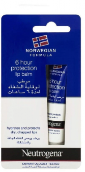 Neutrogena Norwegian Formula 6th Lip Balm Spf20