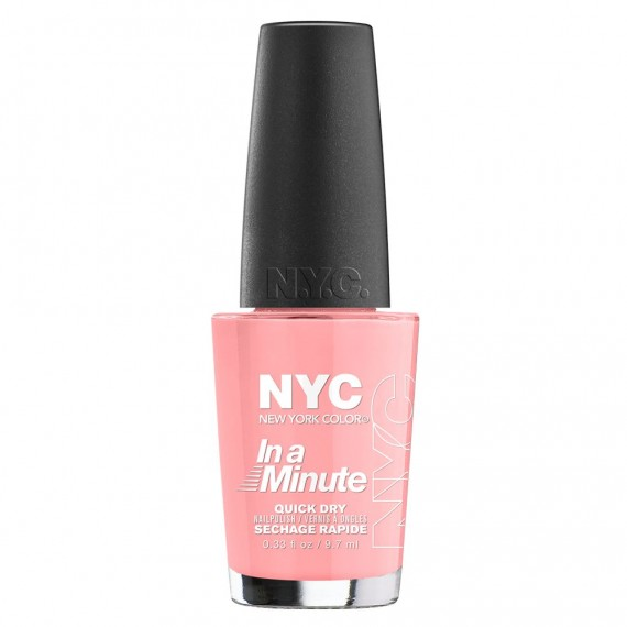 NYC In A Minute Nail Polish
