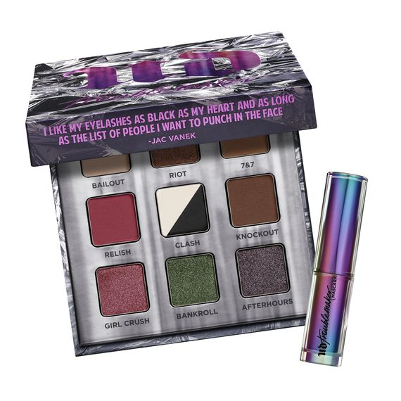 Urban Decay TroubleMaker Palette