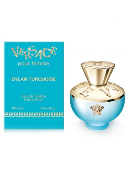 Versace Dylan Turquoise Pour Femme EDT 100ml