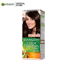 Garnier Color Naturals 3.3 Dark Toffee Noir Caramel