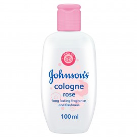 Johnsons Baby Cologne Floral 100ML