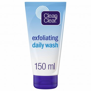 Clean And Clear Daily Wash Exfoliating 150ML