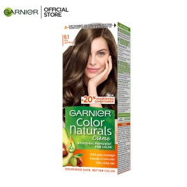 Garnier Color Naturals 6.1 Dark Ash Blonde