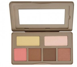 BH Cosmetics Nude Rose Sculpt And Glow