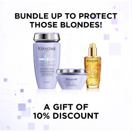 10% off Blond Absolute Bundle