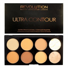 Makeup Revolution Ultra Contour Palette Medium - Dark