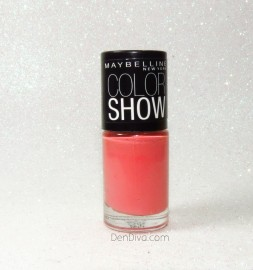 Maybelline Color Show 730 Apricot Coral