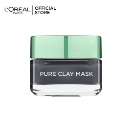 Loreal Paris Pure Clay Mask Detoxifies , Clarifies 50ml