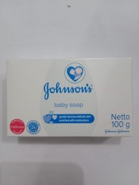 Johnsons Baby Soap 100gm