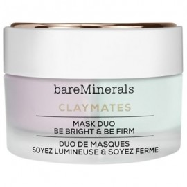Bare-Minerals ClayMates Be-Bright & Be-Firm Mask Duo