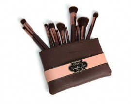 Beauty Creations 12 PC Brush Set Tender Love Pack