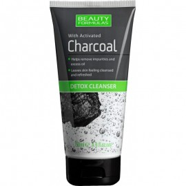 Beauty Formula Charcoal Detox Cleanser with Activated Charcoal 150ml