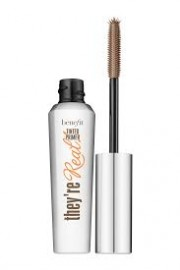 Benefit Cosmetics they're real! tinted primer mink-brown tinted eyelash primer