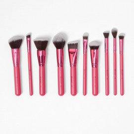 BH Cosmetics Sculpt and Blend Fan Faves 10 Pieces Brush Set