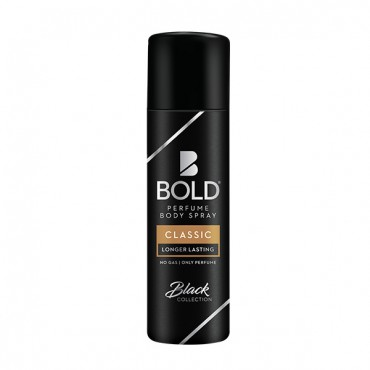 Bold Black Collection Classic