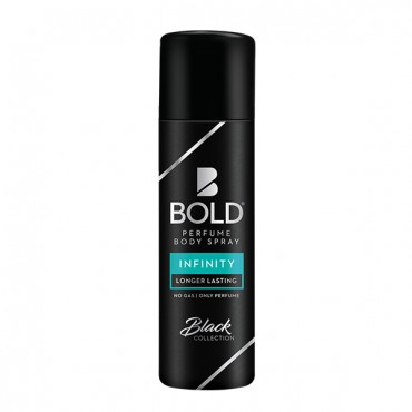 Bold Black Collection Infinity