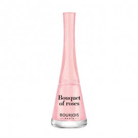 Bourjois 1 Seconde. Nail Polish- Bouquet of roses