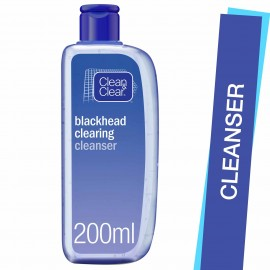Clean And Clear Cleanser Blackhead Clearing 200ML