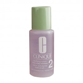 Clinique Clarifying Lotion Twice a Day Exfoliator 2 Dry Combination Skin 60ml