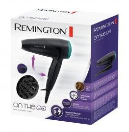 D1500 Remington Dryer - Compact 2000W