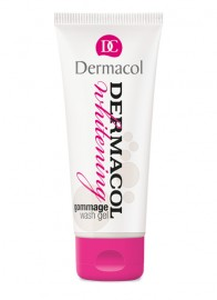 Dermacol Whitening gommage wash gel 100