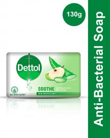 Dettol Soap 130 gm Soothe