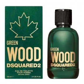 Dsquared2 Green Wood  - EDT Natural Spray 100 Ml