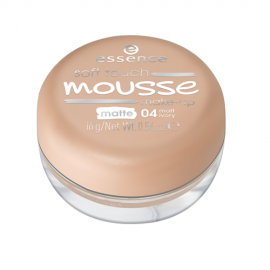 Essence Soft Touch Mousse Make Up 04