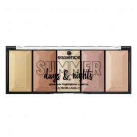 Essence Summer Days and Nights Glow Bar Highlighter Palette 01