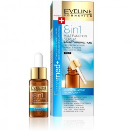 Eveline Facemed+ 8in1 Multification Serum 18ml