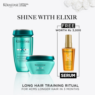 Extentionise x Shine with Elixir