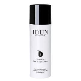 Idun Minerals Cleansing Eye & Face Lotion