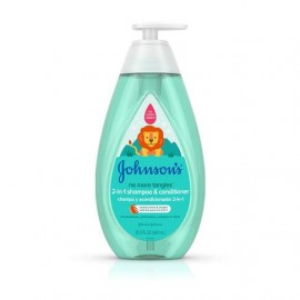 Johnsons Baby Shampoo Conditioner 2 in 1 200ml
