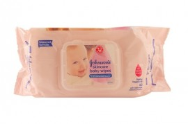Johnsons Baby Skincare Baby Wipes 80 Pcs