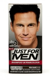 Just For Men Shampoo in Hair Colour