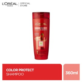 L'Oreal Paris Elvive Color Protect Shampoo 360 ml - For Colored Hair