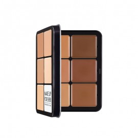 Makeup For Ever Ultra HD Invisible Cover Cream Foundation Palette