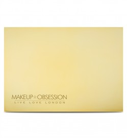 Makeup Obsession Palette Medium Luxe Gold Obsession