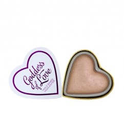 Makeup Revolution I Heart Makeup Hearts Highlighter Goddess of Love