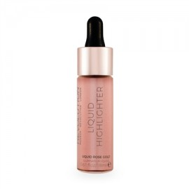 Makeup Revolution Liquid Highlighter Liquid Rose Gold