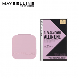 Maybelline New York Clear Smooth All In One Powder Foundation