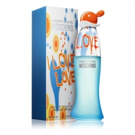 MOSCHINO CHEAP AND CHIC I LOVE LOVE 100ML EDT